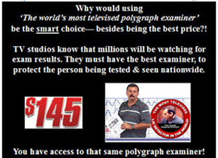 most experienced polygraph examiner in San Diego